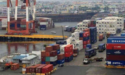 December exports yet again declines marginally
