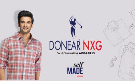 Donear NXG showcases products at National Garment Fair