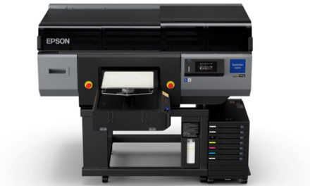 Epson debuts first industrial Direct-to-Garment Printer