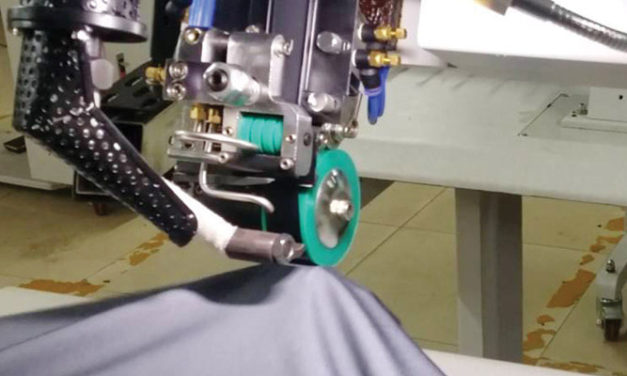 Growing usage of Seam Sealing technology in apparel industry