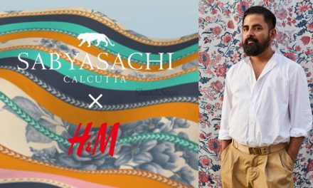 H&M announced its first global collaboration with Sabyasachi