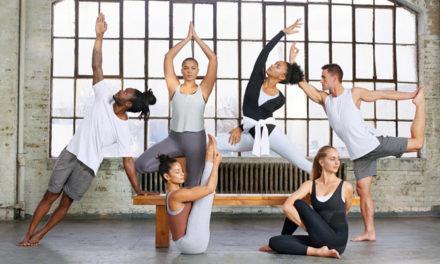 New stretch yoga fabric by Nike