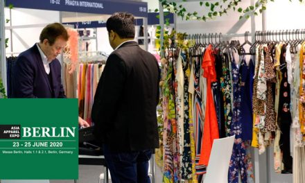 2020 edition of Asia Apparel Expo, postponed to June this year