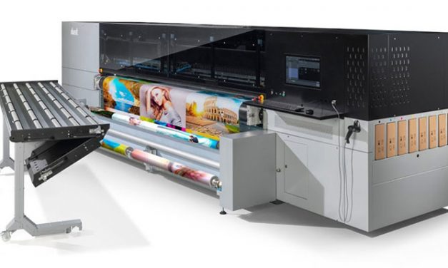 Durst's p5 350 printing system with extended features at Fespa 2020 edition