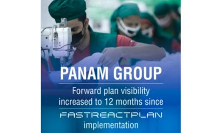 FastReactPlan by Coats Digital helps Panam Group increase forward plan from 3 to 12 months