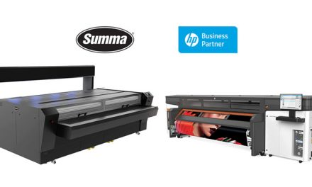 High-productive Summa Laser Cutters acknowledged by HP