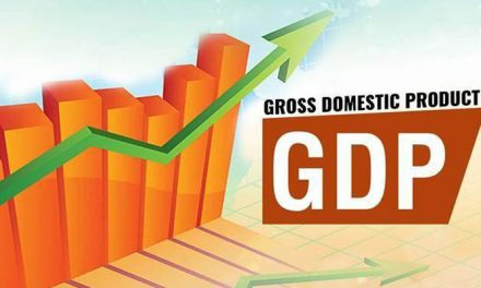 India expected GDP growth of 5.6 percent in FY21