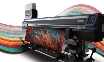 Mimaki Europe to announce new hybrid digital textile printer at FESPA