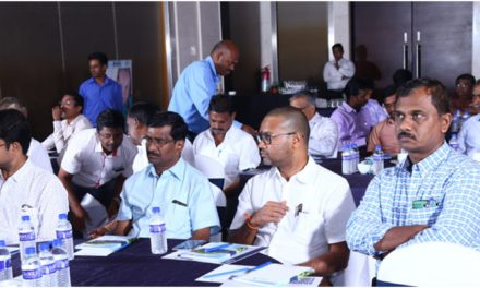 Seminar on Knits 5.0 by Rudolf Atul Chemicals Ltd (RACL) in partnership with Erbatech