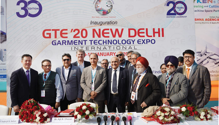 GTE New Delhi Begins 2020 on a high note for industry