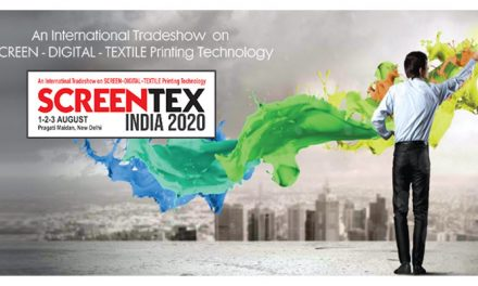 Phenomenal response for Screentex India 2020
