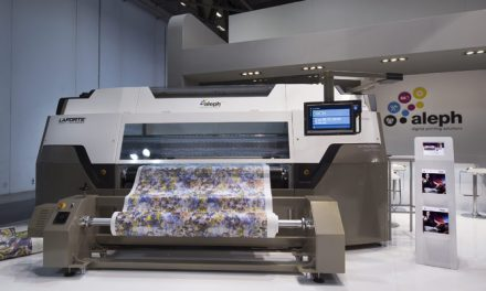 Advanced technologies at Fespa 2020 by Aleph