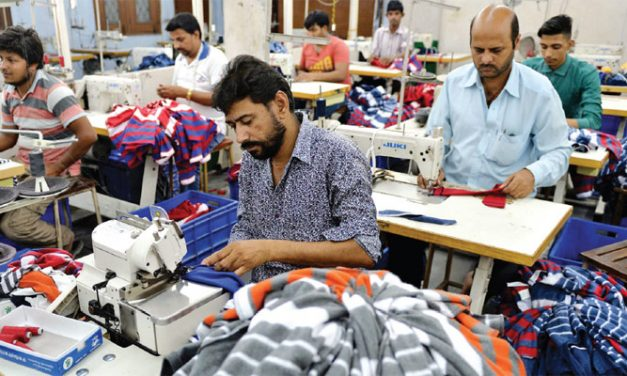 CMAI reports increase in Apparel IIP and decrease in exports