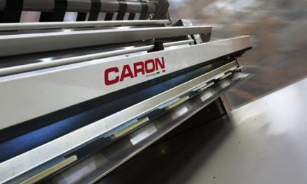 Caron Technology to display its solution for single ply production at Sports Wear Pro