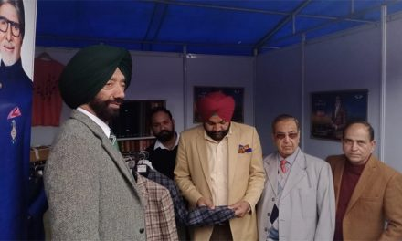 Grado from the house of OCM participated in Make in Amritsar Expo 2020