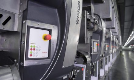 Oerlikon spinning system used in Polygenta's yarn manufacturing