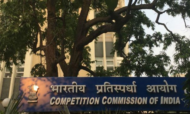 Slapped a penalty of rs. 302 cr on Grasim Industries by CCI