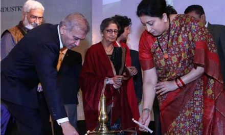 Smriti Zubin Irani stresses for sustainability along with cost-effective solutions