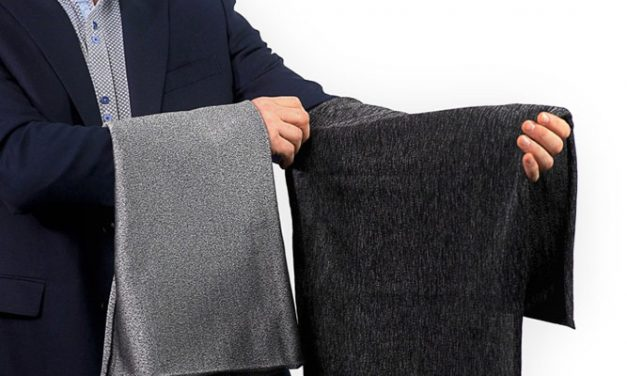UK based PPSS Group launches black Cut Tex-Pro fabric
