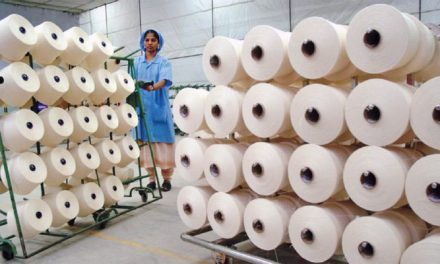 With no incentives, refunds Yarn production, exports down