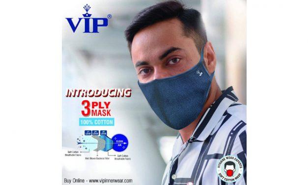 VIP Clothing to start manufacturing reusable masks