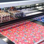 Driving ink savings in digital textile printing