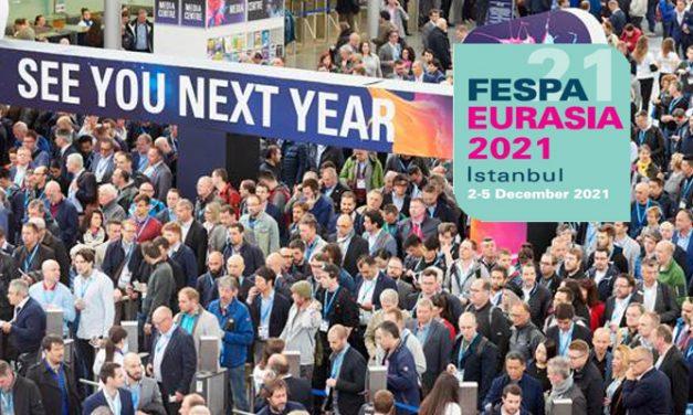 Fespa Eurasia postponed to December 2021