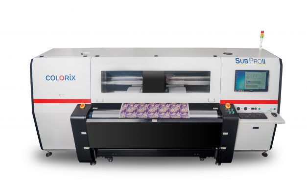 New range of sublimation printers launched by Orange O Tec