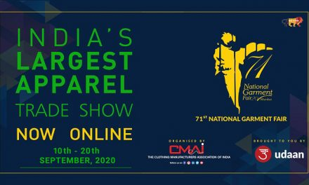 71st National Garment Fair to go Digital