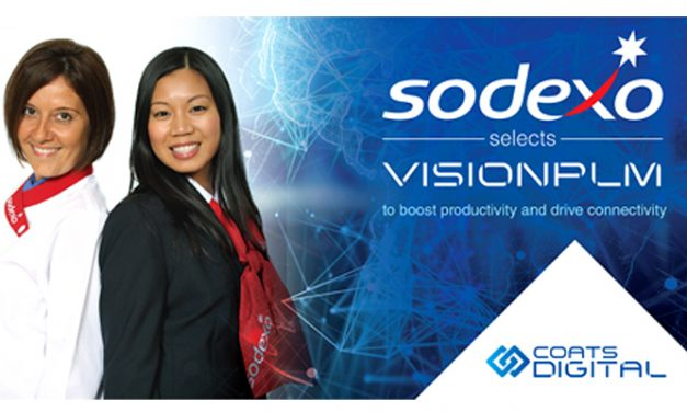 Sodexo supports accelerated growth with Coats Digital's VisionPLM