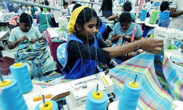 Sri Lanka's textile and garment exports drop 30%
