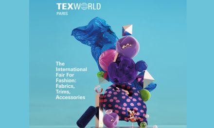 Texworld Evolution Paris, new banner for the trade shows of Messe Frankfurt France