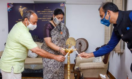 The inauguration of the 71st National Garment Fair