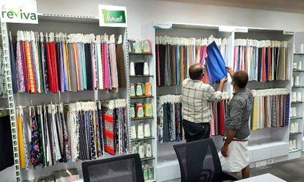 LAPF Studio conducts a week long buyer seller meet at Tiruppur