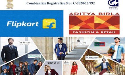 Flipkart-Aditya Birla Fashion deal gets approval from CCI