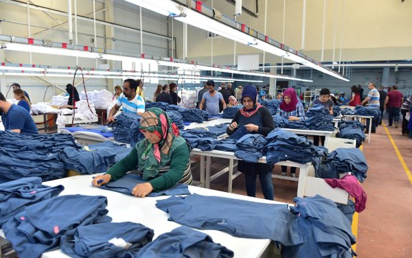 Turkey's garment industry's exports to exceed $20 bn