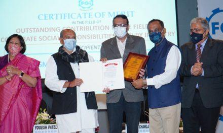 Huntsman Bags Award for CSR Excellence