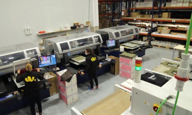 Rafa's Textiles acquires third Kornit Avalanche HD6 system