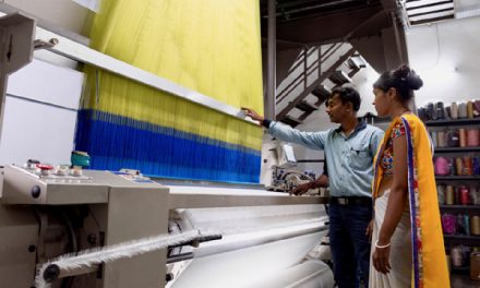 Shahlon Silk Industries expanding geographical reach