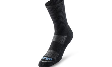 Bear Fiber makes first socks from American hemp
