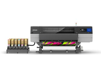 New Epson industrial-level dye-sublimation solution helps print shops meet growing demand