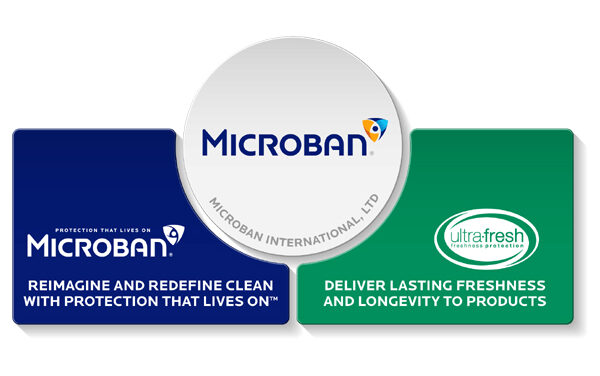 Microban announces link up of its two brands and technologies under a single umbrella