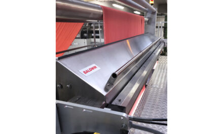 Baldwin plans to showcase TexCoat G4 at Techtextil North America