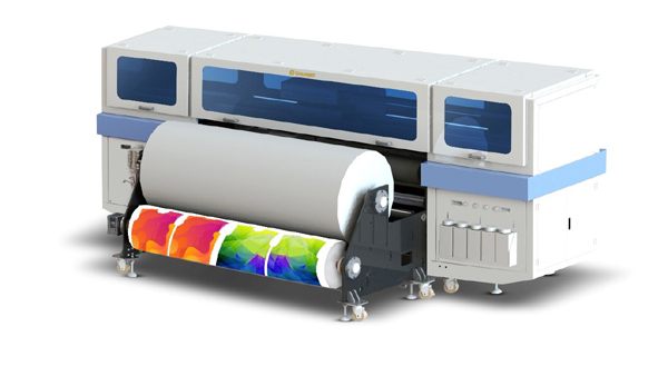 ColorJet Launches SubliXpress Plus – 9000 Sq.Meters Daily Production Industrial Sublimation Printer