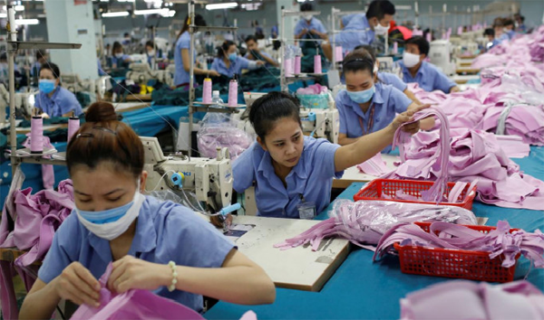 Vietnam becomes 2nd largest RMG exporter