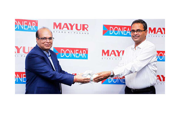 Donear Group acquires Mayur brand & The PV Suiting Distribution Network from RSWM Ltd.